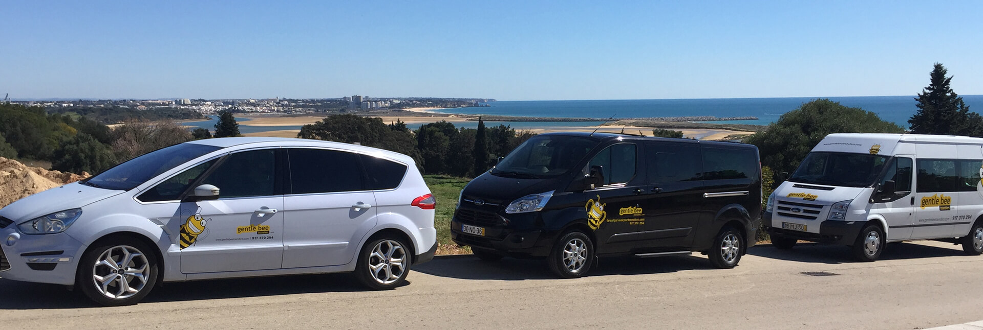 Algarve Transfers, Faro Airport - Gentle Bee